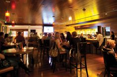 Zimzala Restaurant at the Shorebreak Hotel