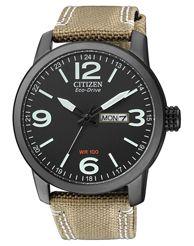 Een sportief herenhorloge voor een mooie prijs € 129,- #BM8476-23EE