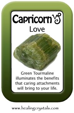 TOURMALINE Astrological Love Cards that show a crystal that resonates with each Zodiac sign. You can use the crystals and/or the card to share, attract, send or just surround yourself with the Love!   Don't forget to use the code HCLOVE for 15% off anything from http://www.healingcrystals.com/ through 2/13