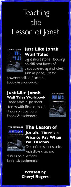 66 best prophet jonah images on pinterest prophet jonah bible using modern jonahs to teach an age old lesson about the importance of obedience http fandeluxe Image collections