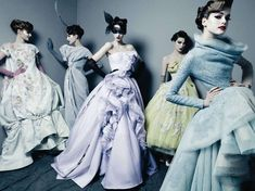 Dior by Patrick Demarchelier