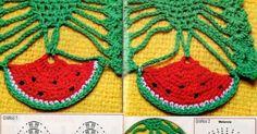 croche: Fruit Edgeing