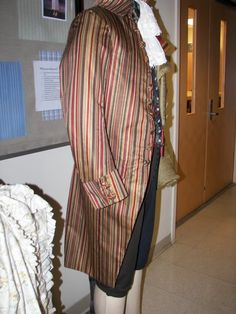 18th Century Menswear