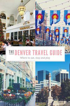 Long Weekend in Denver Travel Guide – girl meets stripes Weekend In Denver, Denver Vacation, Denver Travel, Travel Usa, Travel Oklahoma, Long Weekend, Denver Colorado, Colorado Springs, Colorado Trip