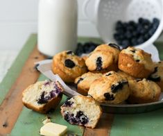Toasted and crisp on the outside fluffy and delicate on the inside with juicy bursting blueberries these muffins make a perfect treat. Best Blueberry Muffins, Blue Berry Muffins, Whole Beef Tenderloin, Roasted Okra, Summer Side Dishes, Holiday Dinner, Vegetable Recipes, Blueberries, Brunch Recipes