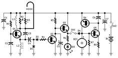 Door Alarm - circuit diagrams, schematics, electronic projects