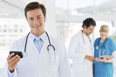 A change in medical industry through #MobileApp will help patients as well as doctors to build good coordination.