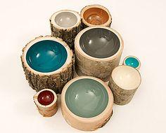 Log Bowls