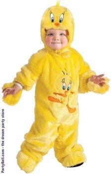 Looney Tunes Tweety Infant Costume  $25.44