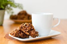 vegan breakfast carrot cookies