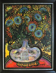 Zoom  Enlarge                                                                                                 Have one to sell?Sell it yourself                 HECTOR CATA Hand Painting. Exclusive Cuban Art. Signed and Dated.