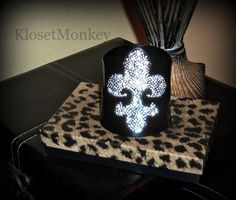 Super Sparkle! #klosetmonke #shopthemonkey #mardigras #saintsfan