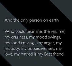 # Maryyum waseen and Maham-N Best Friend Soul Mate, Dear Best Friend, Best Friend Quotes, Brother Friend Quotes, Cute Love Quotes, Romantic Love Quotes, Story Quotes, True Quotes, Besties Quotes