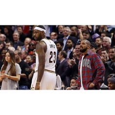 Over his previous 7 Conference Finals King James has averaged 29.5 points 8.6 rebounds and 6.5 assists. Watch out North! #DHTK #REPRE23NT #DONTHATETHEKING