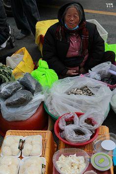 Yangyang Traditional Market, Korea