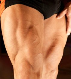 Leg Training: Build Your Quad Muscles with this Leg Workout | Muscle & Fitness