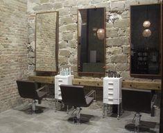 mes caprices belges: decoración , interiorismo y restauración de muebles: QUEDAMOS EN LA PELUQUERÍA /LET'S MEET IN THE HAIRDRESSING