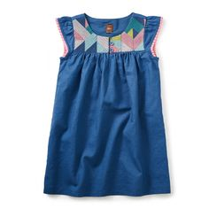 Goolwa Flutter Dress