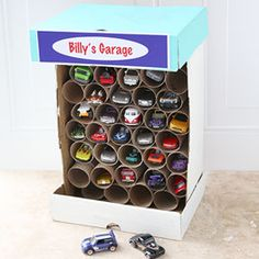Saw this on the Dollar Tree Website. A great way to reuse toilet paper rolls.  Too cool!