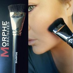 Umm Absolutely love my contour/higlight brush I just bought ♥ making my life easier lol P.S. it was only $11.99 compared to some brushes I also buy this is dirt cheap! @Jennifer Milsaps L Milsaps L Milsaps L Milsaps L Milsaps L Milsaps L Edge Brushes - @sarahc_29- #webstagram