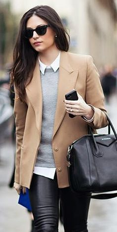 Chic in the City.