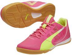 d2997979ea4 Puma Men s EvoSpeed Sala Indoor Soccer Shoes