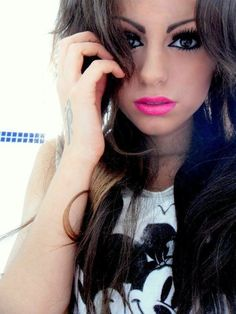 Cher Lloyd Measurements are here. We have her height and weight. We have all Cher Lloyd's body measurements plus much more information on this star. Cher Lloyd, Celebrity Stars, Celebrity Gallery, Beauty Makeup, Hair Makeup, Hair Beauty, Pretty People, Beautiful People, Barbie