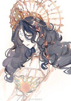 Art And Illustration, Character Illustration, Anime Art Girl, Manga Girl, Female Character Design, Character Art, Pretty Art, Cute Art, Manga Watercolor