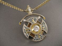 Pendant by Dave Warnock