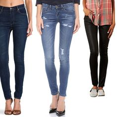 Rank & Style | Top Ten Fashion and Beauty Lists - Skinny Jeans Under $100 #rankandstyle #denim #jeans http://www.rankandstyle.com/top-10-list/best-skinny-jeans-under-100/