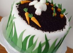 Eye Catching Easter Cakes, Cookies and Cupcakes - Cake Central