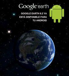 Google Earth fue una innovación que permitió a las personas recorrer el mundo con tan sólo unos clics. Ahora su nueva versión ya está disponible en Google Play y puede ser descargada desde cualquier dispositivo de Android.
