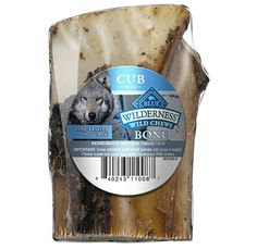 **ALERT - RECALL** Blue Buffalo Recalls Cub Size Wilderness Wild Chews Bones The voluntary recall was issued due to possible salmonella. November 30, 2015