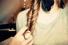 herringbone braid.