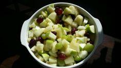 Lekker en gezond Fruitsalade