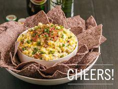 Appetizer Idea: Slow Cooker Corn & Jalapeño Dip