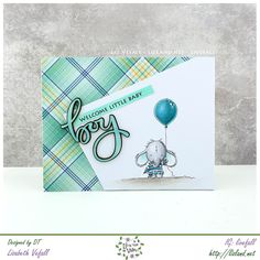 I love this stamp. I love using it on baby cards. Mostly clean and simple ones, but sometimes layered ones, too. Today I'm going to show you a clean … Cute Little Girls, Little Babies, Tiddly Inks, Whimsy Stamps, Coloring Tutorial, Copic Markers, Cute Bunny, Baby Design, Paper Background