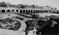 catania archi della marina da villa pacini Catania Sicily, My Land, Roman Empire, Foto Vintage, Villa, Louvre, Italy, Travel, Earth
