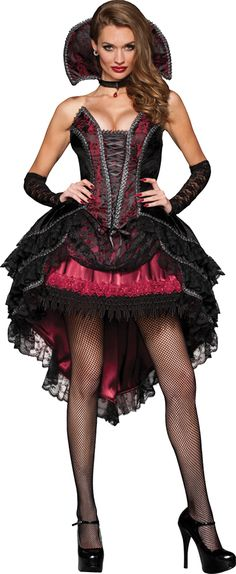 The Vampire Vixen, yet another great costume from Costume Confidential that will be coming out in 2012.