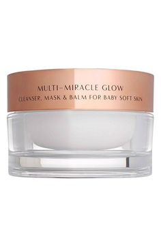 Charlotte Tilbury 'Multi-Miracle Glow' Cleanser, Mask & Balm for Baby Soft Skin available at #Nordstrom