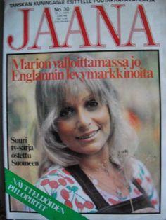 Jaana-lehti nro 30/1975  - Huuto.net 1970s, 30th, Mario, Shit Happens, Retro, Cover, Books, Historia, Libros
