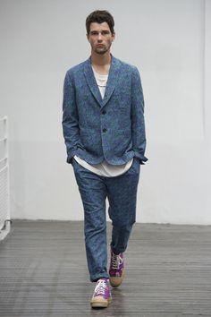 Julien David: menswear spring/summer 2014