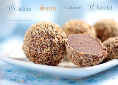 bniwen au chocolat 2-copie-1 Arabic Sweets, Oreo Cheesecake, Recipes From Heaven, Dog Food Recipes, Biscuits, Almond, Deserts, Muffin, Yummy Food