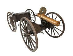Model Colt Gatling gun expected to bring $100,000+