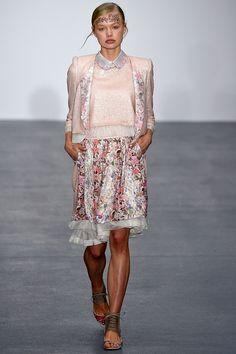 Bora Aksu Spring/Summer 2016 Collection London Fashion Week #LFW16