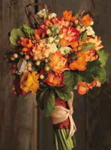 Vermont Weddings - Beautiful Wedding Bouquets