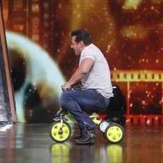 Salman Khan🚴 and Bobby Deol 🚴 at Wallpaper Downloads, Hd Wallpaper, Race 3, 3 Movie, Big Big, Photo Search, Wallpaper Pictures, Upcoming Movies, Salman Khan