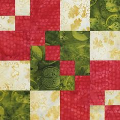 Compounding Four is the 24th block in the BlockBusters series. It is made using the Four Patch Square Up©.