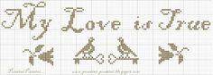...puntinipuntini...: Schema free per San Valentino