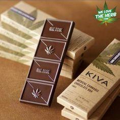 Marijuana Chocolate Bars